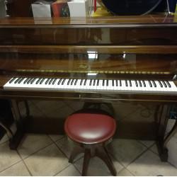 Ibach 110 2nd pianoforte verticale tedesco - revisionato