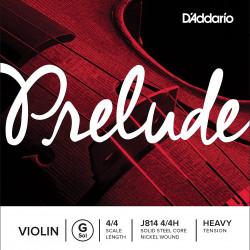 D'ADDARIO PRELUDE J814 VIOLIN STRING 4/4 G