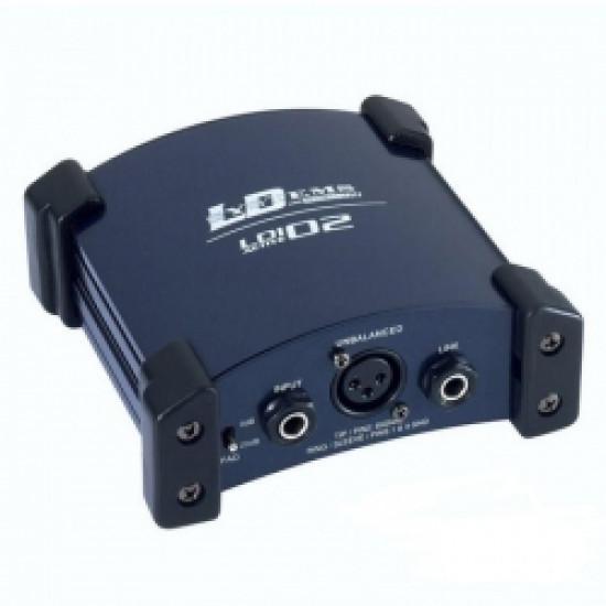 LD Systems LDI 02 Active DI Box