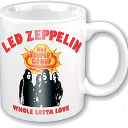 Tazza ceramica - Led Zeppelin - Whole Lotta Love