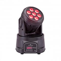 SOUNDSATION MOOD 107 WASH TESTA MOBILE LED 7x10W 4IN1