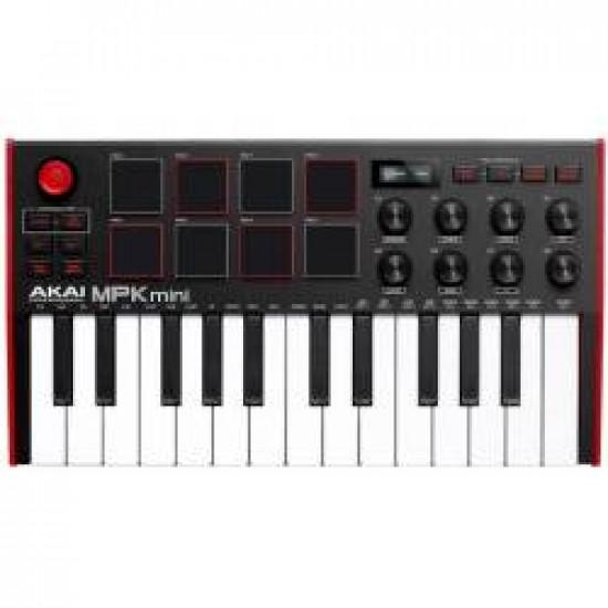 Akai MPK MINI MKIII Keyboard Controller Midi/USB