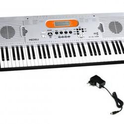 Medeli M-5 tastiera 61 tasti dinamici con alimentatore