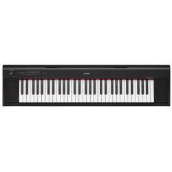 YAMAHA NP12B PIAGGERO PIANOFORTE DIGITALE 61 TASTI