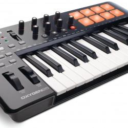 M Audio Oxygen 25 MK4 USB MIDI Controller