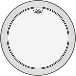 Remo P3-1318-C2 Drumhead Powerstroke 3 Clear 18