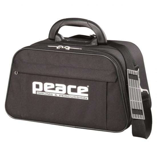Peace PB-271 BORSA SEMIRIGIDA per PEDALE Cassa