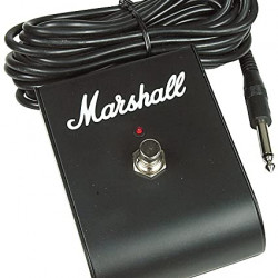 Marshall PEDL-00001 Footswitch 1 Button Channel Led