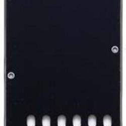 All Parts PG-0556-033 Piastra copri molle 6 fori - Nero 3 strati (B/W/B)