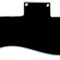 All Parts PG-9801-033 Battipenna per chitarra elettrica tipo SG Gibson - Nero