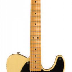 Fender Road Worn Telecaster 50S VBL - 75TH Edition - w/Bag