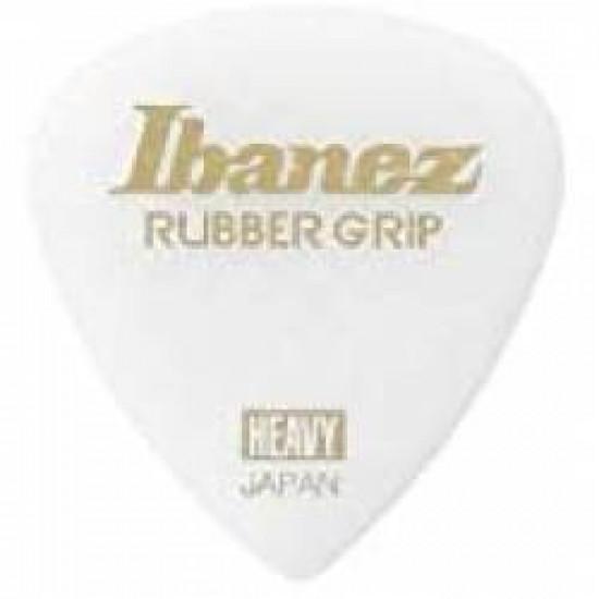 Ibanez Plettri Rubber Grip White Heavy