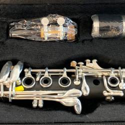 Floret SDCL-EB Clarinetto Piccolo Silver Plated