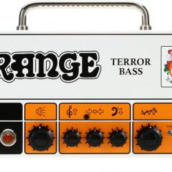 Orange Terror Bass - Testata per basso con borsa