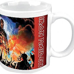 Tazza ceramica - Iron Maiden Eddie in Fire