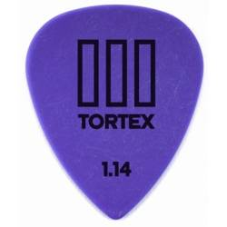 Dunlop 462 Tortex III Standard 1.14 Purple Pick