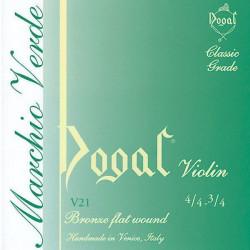 Dogal serie verde VL 4/4-3/4 in bronzo V21