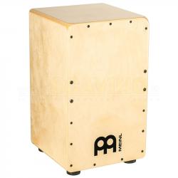 MEINL WC100B Woodcraft Professional Cajon Top Birtch