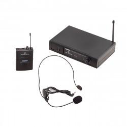 SOUNDSATION WF-U11PB RADIOMICROFONO UHF  BODYPACK & HEADSET 863.55 MHz