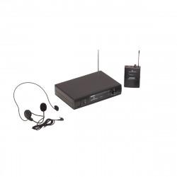 SOUNDSATION WF-V11PA RADIOMICROFONO VHF BODYPACk + HEADSET 213.00MHz