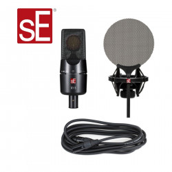 SE Electronics X1 S Vocal Pack Studio Microphone
