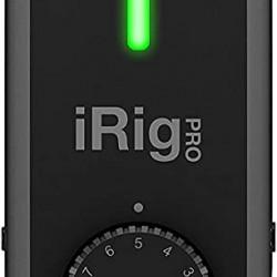 IK Multimedia iRig PRO - I/O Audio - MIDI INTERFACE